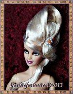 Lalka  Barbie Heidi