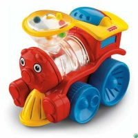 Zabawka, lokomotywa Fisher-Price